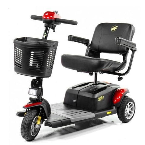 Golden Technologies Buzzaround Extreme 3-Wheel Mobility Scooter GB118D Front View