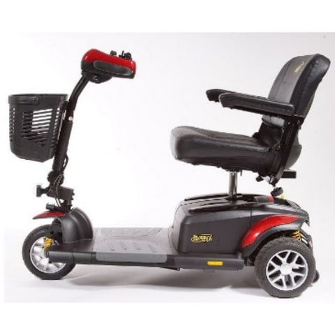 Golden Technologies Buzzaround Extreme 3-Wheel Mobility Scooter GB118D Left View