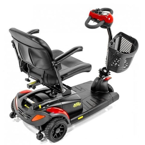 Golden Technologies Buzzaround LT 3 Wheel Mobility Scooter GB107D Back View