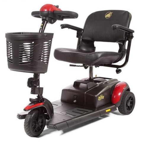Golden Technologies Buzzaround LT 3 Wheel Mobility Scooter GB107D Front View