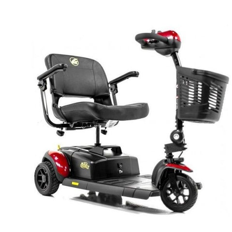 Golden Technologies Buzzaround LT 3 Wheel Mobility Scooter GB107D