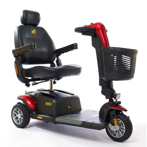 Golden Technologies Buzzaround LX 3-Wheel Red Right View
