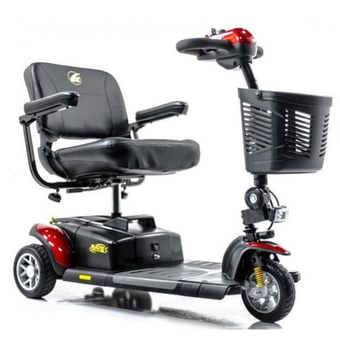 Golden Technologies Buzzaround XLS 3-Wheel Mobility Scooter GB117S Right View