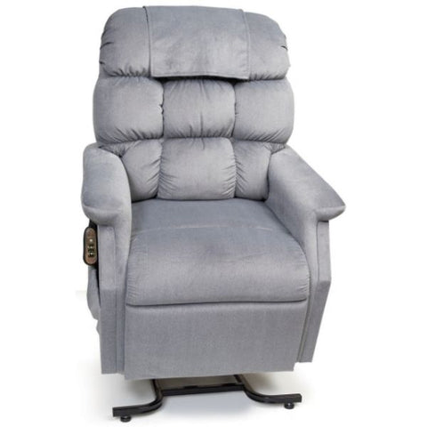 Golden Technologies Cambridge Signature Series 3 Position Lift Chair PR401 Sterling Front View