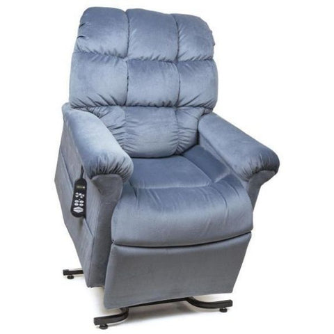 Golden Technologies Cloud Zero Gravity Maxicomfort Lift Chair PR510 Calypso Front View