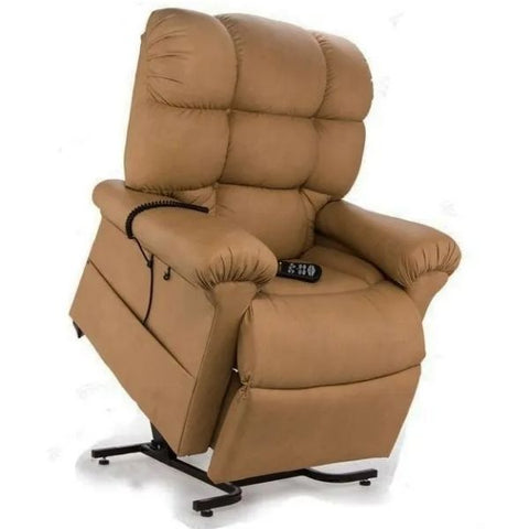 Golden Technologies Cloud Zero Gravity Maxicomfort Lift Chair PR510 Distressed Sadle Brisa