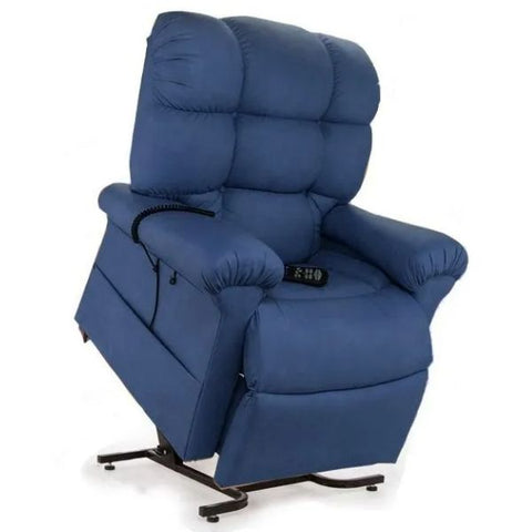 Golden Technologies Cloud Zero Gravity Maxicomfort Lift Chair PR510 Night Navy Brisa