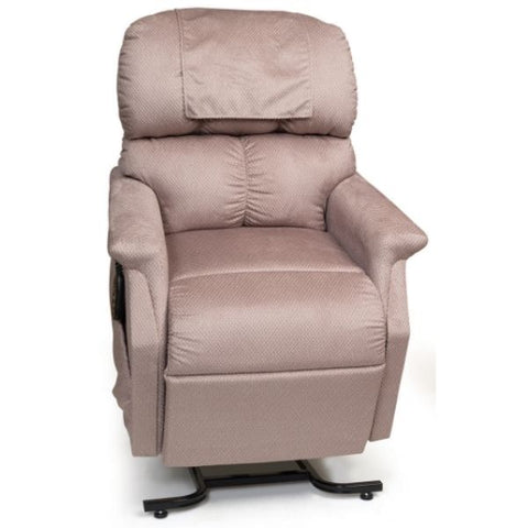 Golden Technologies Comforter 3 Position Lift Chair PR501 Pearl Front View