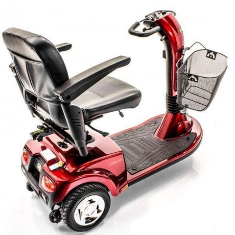 Golden Technologies Companion 3-Wheel Bariatric Scooter GC340D Back View