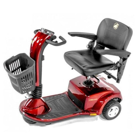 Golden Technologies Companion Mid 3-Wheel Scooter GC240 Left Side View