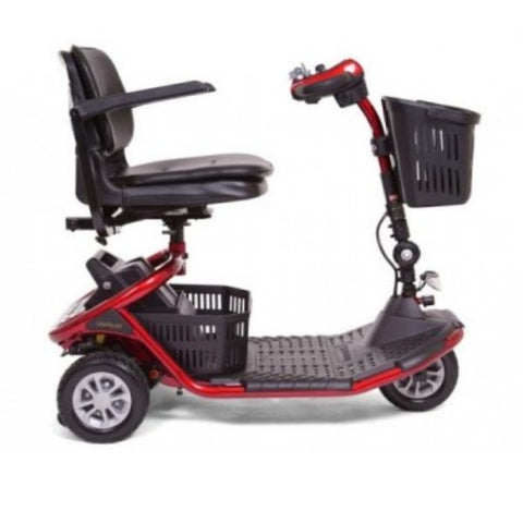 Golden Technologies LiteRider 3-Wheel Mobility Scooter GL111D Side View