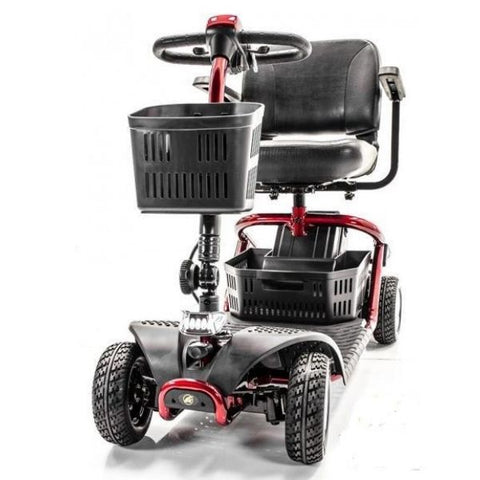 Golden Technologies LiteRider 4 Wheel Mobility Scooter GL141D Front View