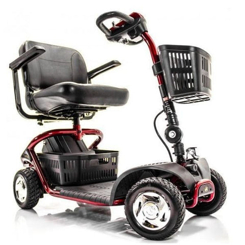 Golden Technologies LiteRider 4 Wheel Mobility Scooter GL141D Right View