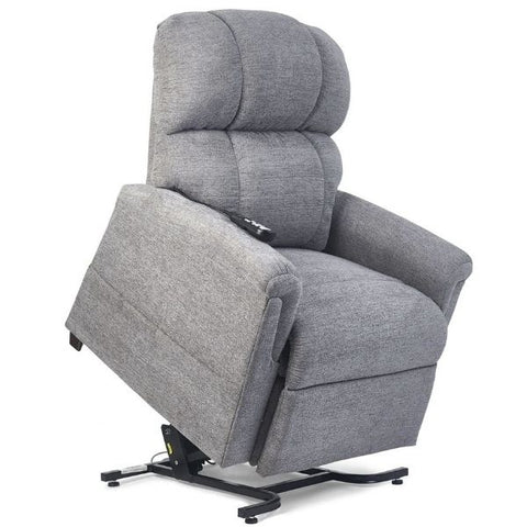Golden Technologies MaxiComforter Zero Gravity Lift Chair PR-535 Anchor Fabric Seat Elevated View