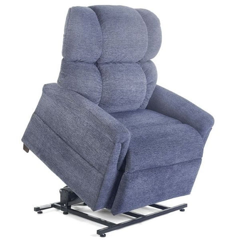 Golden Technologies MaxiComforter Zero Gravity Lift Chair PR-535 Oxford Fabric Elevated View