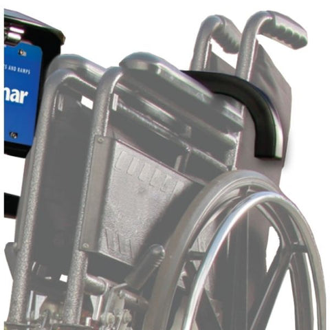 Harmar AL030 Power Tote Carries manual wheelchairs View