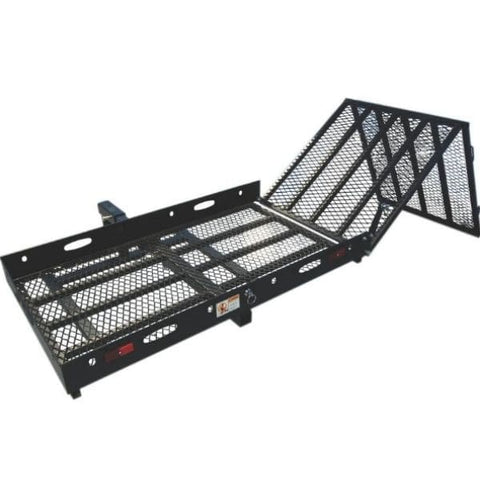 Harmar Universal Outside Carrier AL001 Folding Ramp View