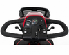 Image of Pride Victory 10.2 Mid-Size Bariatric 3-Wheel Scooter SC6102 Tiller View