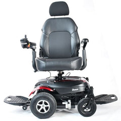 Merits Health P312 Dualer Power Chair Seat Swivel View