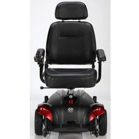 Merits Health P322 Vision CF Compact Electric Wheelchair Front View