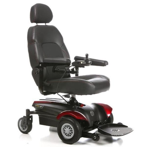 Merits Health P322 Vision CF Compact Electric Wheelchair Right View