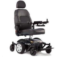 Merits Health P326A Vision Sport Electric Wheelchair Black Right View