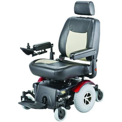 Merits Health P327 Vision Super Power Bariatric Chair Left View