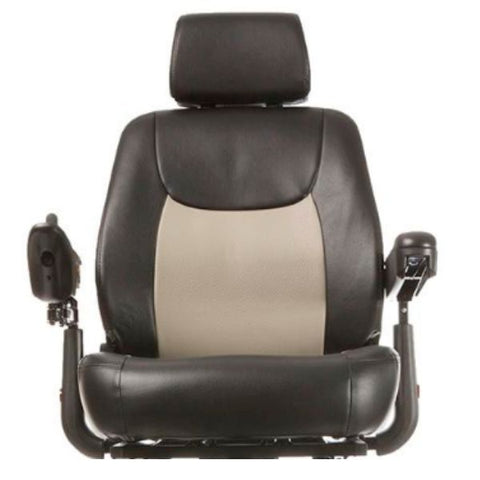 Merits Health P327 Vision Super Power Bariatric Chair Seat View