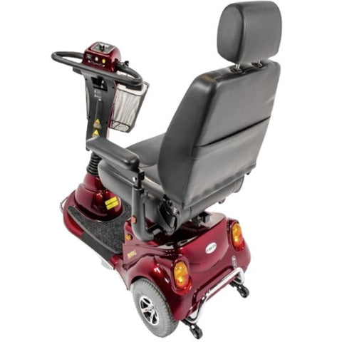 Merits Health S131 Pioneer 3 Travel 3 Wheel Scooter Right Rear View