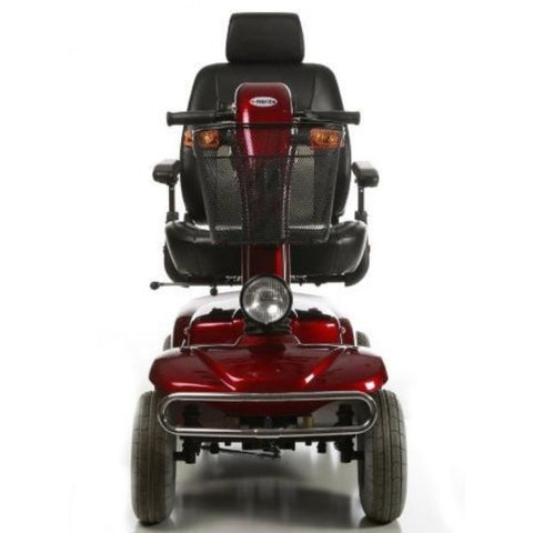 Merits Health S341 Pioneer 10 Bariatric 4 Wheel Mobility Scooter Front View