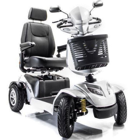 Merits S941A Silverado 4-Wheel Mobility Scooter Front View
