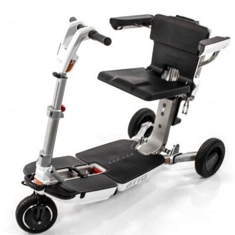 Moving Life Atto Folding Mobility Scooter Front View