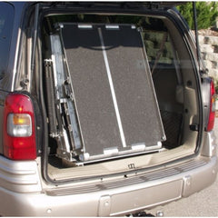 PVI Folding Rear Door Ramp