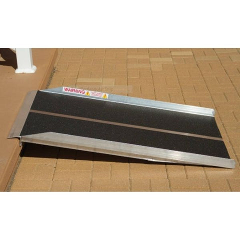 PVI Solid Ramp Durable welded construction View
