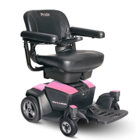 Pride Go-Chair Rose Quartz Right View