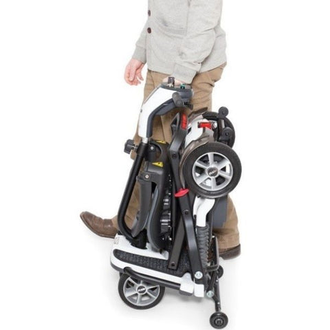 Pride Go-Go Folding Scooter Easy to Carry View