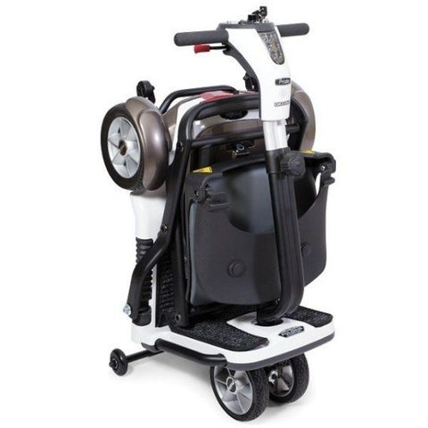 Pride Go-Go Folding Scooter Folding View