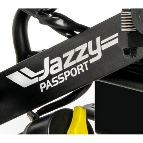 Pride Jazzy Passport Folding Power Chair Under View