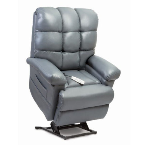 Pride Mobility Oasis Collection Zero Gravity LC-580i Lift Chair Ultraleather Charcoal Standing View