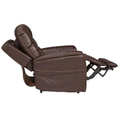 Pride Mobility Viva Lift Elegance Infinite-Position Lift Chair PLR-975M Head Back to fully Relax View