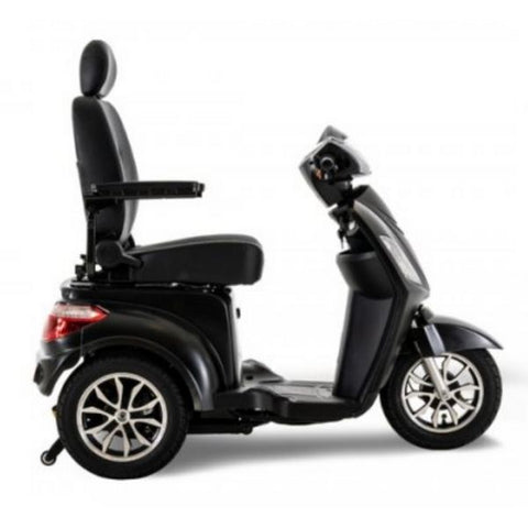 Pride Raptor 3-Wheel Scooter R3-1700 Right Side View