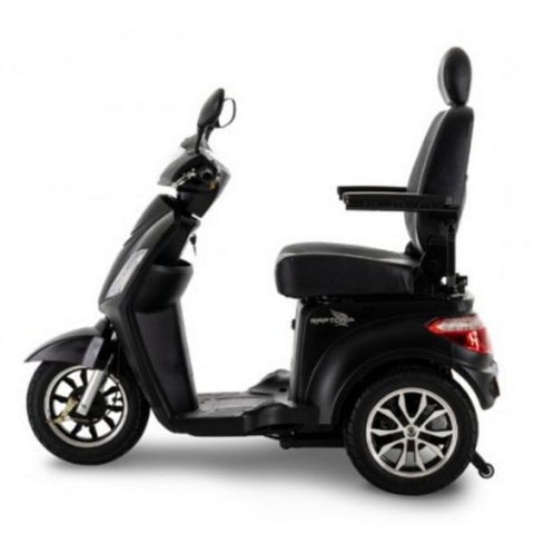 Pride Raptor 3-Wheel Scooter R3-1700 Side View