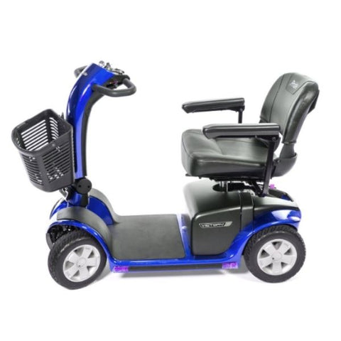 Pride Victory 10 4-Wheel Power Scooter SC710 Left View