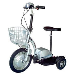 RMB EV Flex 500 3 Wheel Mobility Scooter Left View