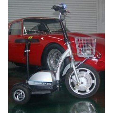 RMB EV Flex 500 3 Wheel Mobility Scooter Right View