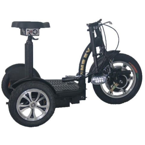 RMB EV Multi Point 3 Wheel Scooter Wheel View