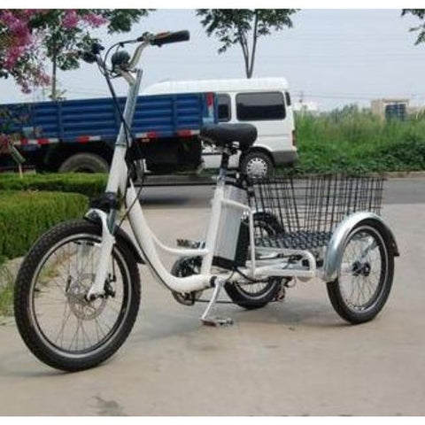 RMB-EV LIBERT-E 3 Wheel Trike Mobility Scooter Left View