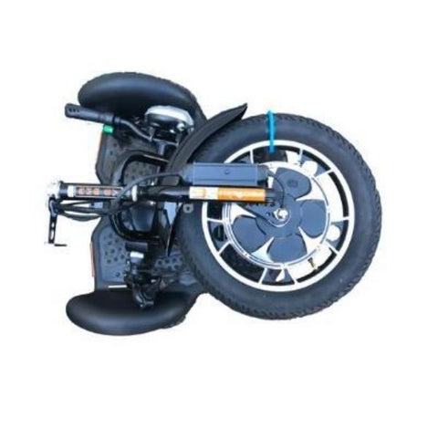 RMB Protean 3 Wheel Scooter Folding Handlebars View