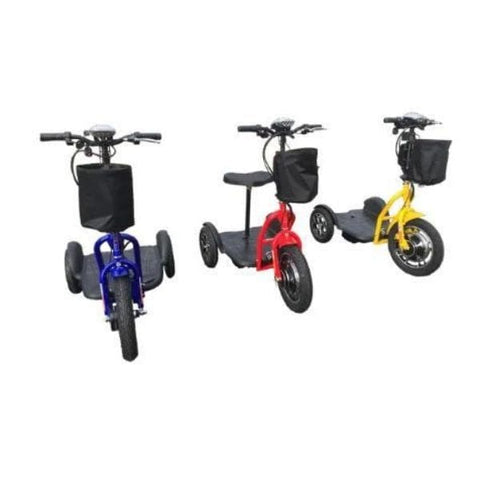 RMB Protean Folding 3 Wheel Scooter Different Colors View
