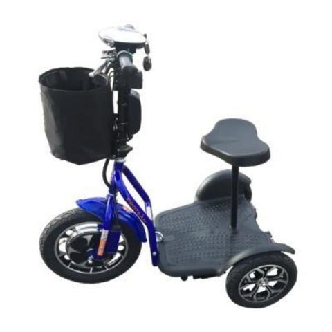 RMB Protean Folding Scooter Blue Left View